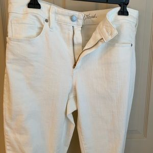 Universal Thread Jeans - White Jeans